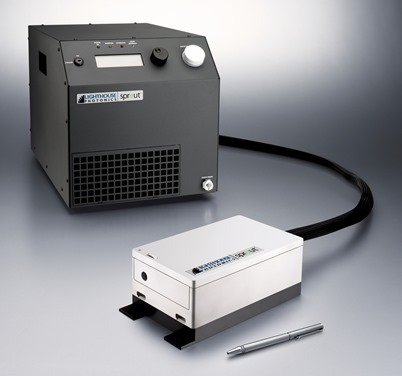 Sprout-H compact module diode-pumped solid-state laser